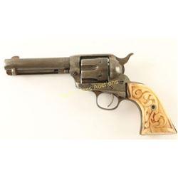 Colt SAA Single Action Army .45 Cal SN: 220920