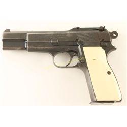 F.N. P-35 9mm SN: 6842
