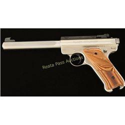 Ruger Mark II Target .22 LR SN: 226-06761