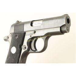Colt Mustang .380 ACP SN: MU17463