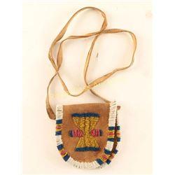 Arapahoe Strike-A-Light Beaded Bag
