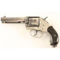 Colt 1878 .45 Cal SN: 8119