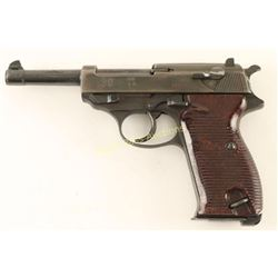 Walther P.38 AC41 9mm SN: 9231F
