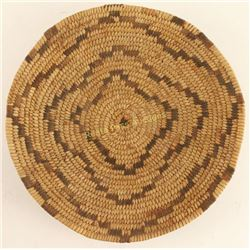 Papago Basketry Tray
