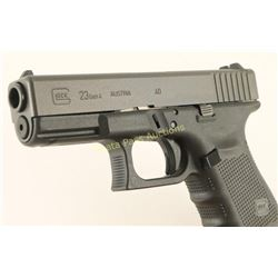Glock Mdl 23 .40 Cal SN: UKR357