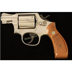 Smith & Wesson Mdl 12-3 .38 Spl SN: 8D68644