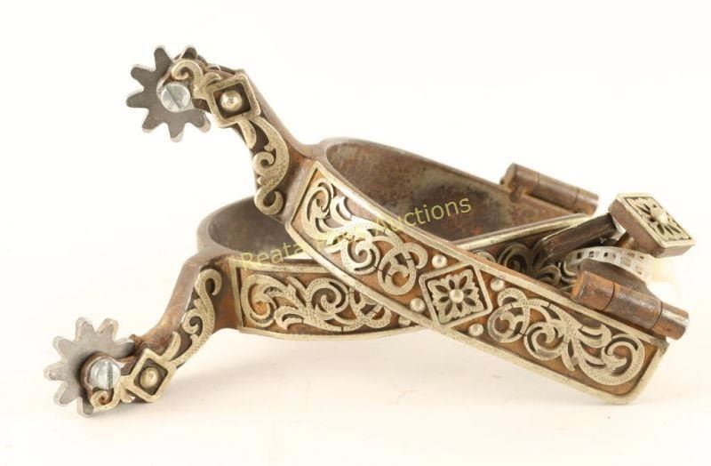 Colorado Saddlery Spurs