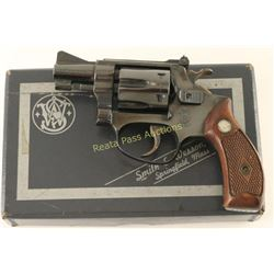 Smith & Wesson Mdl 34-1 .22 LR SN: 93092