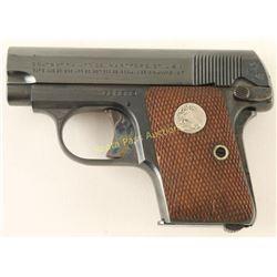 Colt 1908 Vest Pocket .25 ACP SN: 408589
