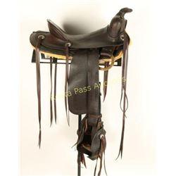 Vintage Heisen- Keystone Saddle