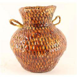Navajo Pitch Jar