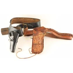 Collection of 2 Holster Rigs