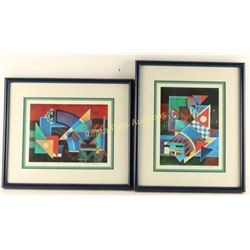 Lot of 2 Fine Art Prints