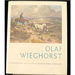 Olaf Wieghorst Biography Book