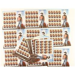 John Wayne 37 Cent Collector Stamps