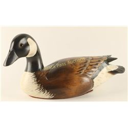 Waterfowl Wood Carving
