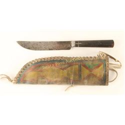 Native American Knife