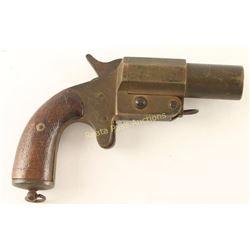 Chobert 1917 Flare Pistol SN: 24883