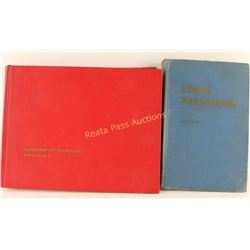 Lot of 2 Luger Firearm Books