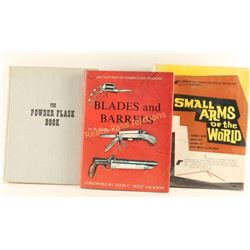 Lot of Gun Related Books