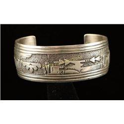 Zuni Storyteller Bracelet