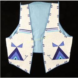 Arapahoe Beaded Vest