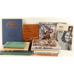 Lot of American West Related Books