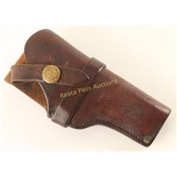 Abercrombie & Fitch Leather Holster