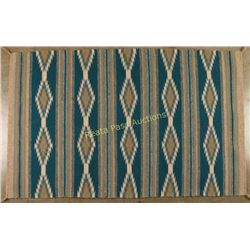 Navajo Wide Striped Rug