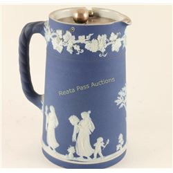 Petite Wedgewood Pitcher