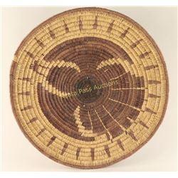 Large Navajo Bird Basket