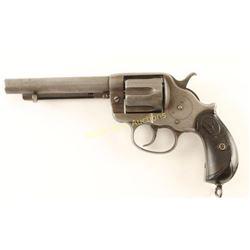 Colt 1878 .44-40 SN: 36439