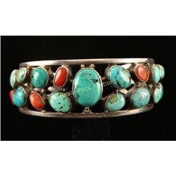 Navajo High Quality Cuff Bracelet