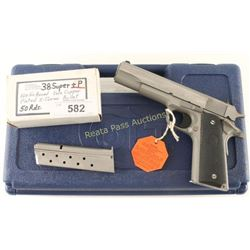 Colt Government Mdl .38 Super SN: 38SS06384