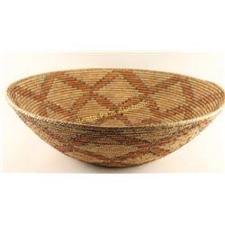 Large Colorful Basket