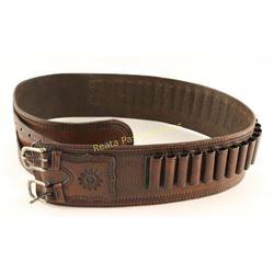 Mario Hanel Leather Cartridge Belt