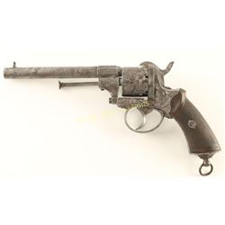 Antique Pinfire Revolver SN: 21