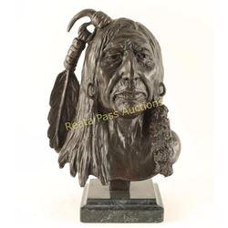 Fine Art Bronze by CM Russell