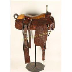 Vintage Trick Saddle