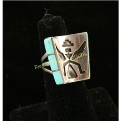 Zuni Kachina Ring