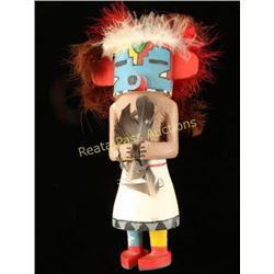 Vintage Hopi Tribe Kachina Doll