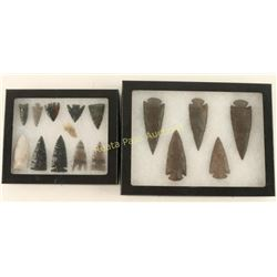 Lot of Well Made Modern Arrowheads