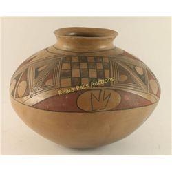Casa Grande Pottery Vessel