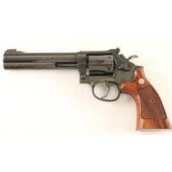 Smith & Wesson Mdl 17-6 .22 LR SN: BDT5889