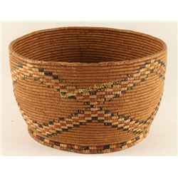 Beautiful Mission Cylinder Basket