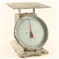 Large Rustic Scale