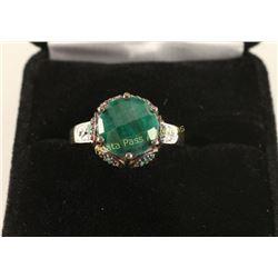 Art Deco Ladies Ring Set