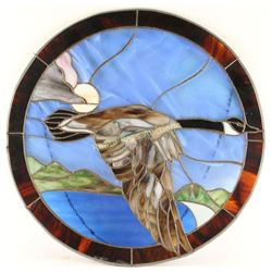Stained Glass Art Piece