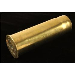 Large Shell Casing