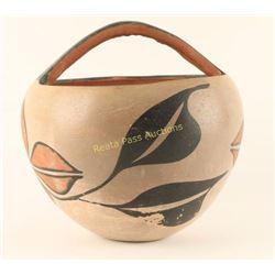 Acoma Handled Pot